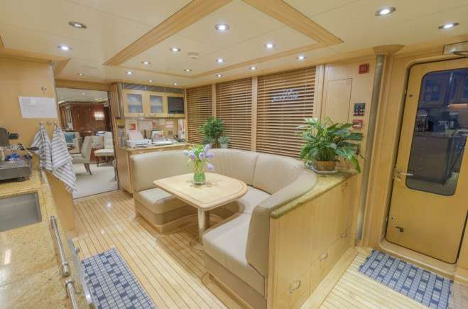 M/Y Amica Mea Yacht #19