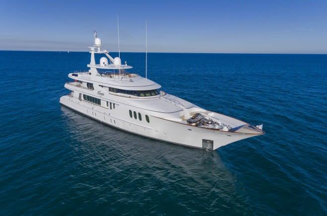 M/Y Amica Mea Yacht #2