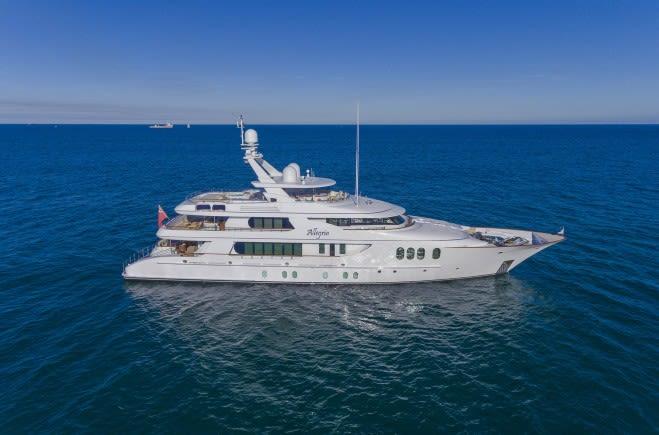 M/Y Amica Mea Yacht #3