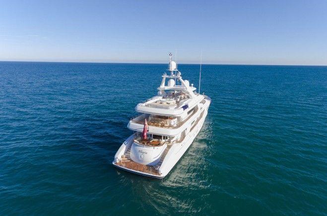 M/Y Amica Mea Yacht #1