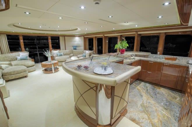 M/Y Amica Mea Yacht #23