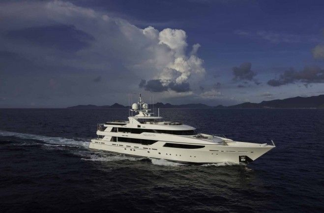 Sheherazade Yacht Charter | Westport