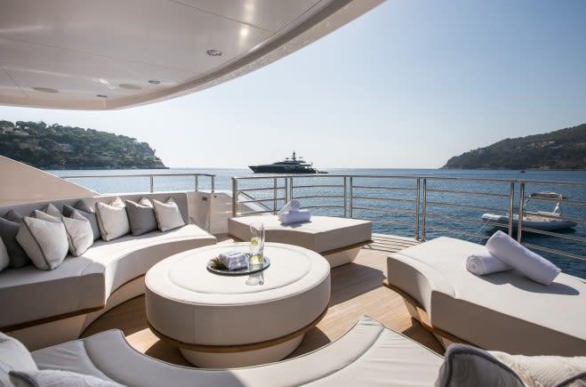 M/Y Thumper Yacht #7