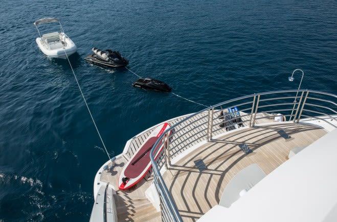 M/Y Thumper Yacht #8