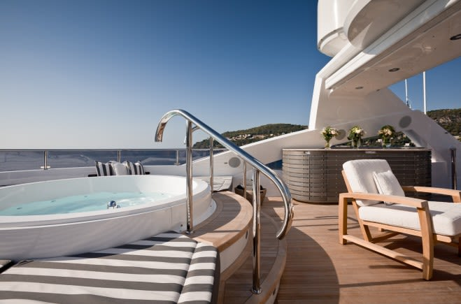 M/Y Thumper Yacht #6