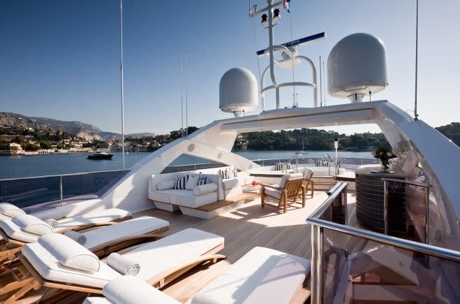 M/Y Thumper Yacht #5