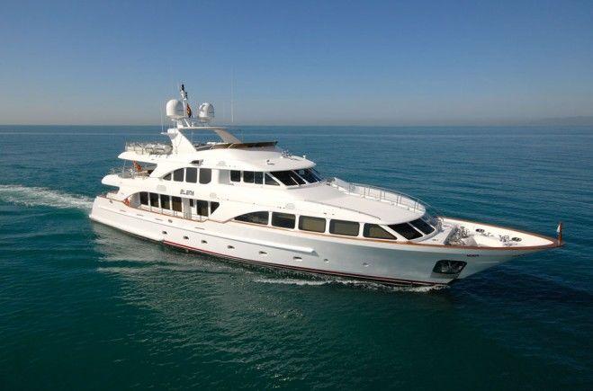 M/Y Elena Nueve Yacht #1