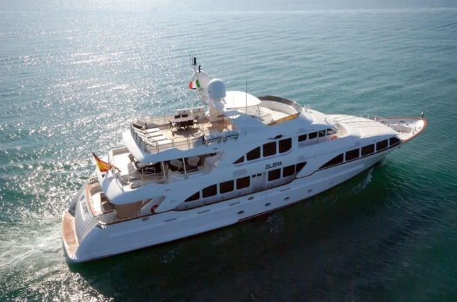 M/Y Elena Nueve Yacht #2
