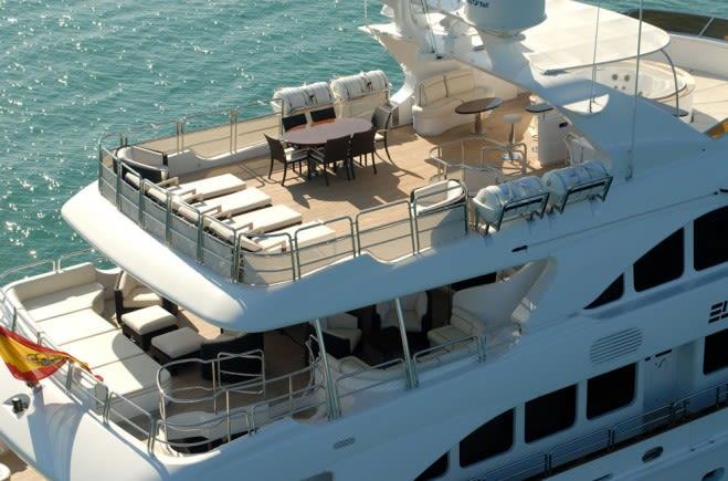 M/Y Elena Nueve Yacht #3