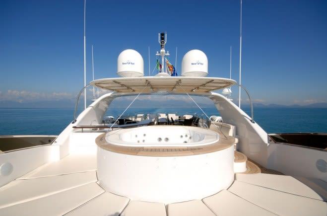 M/Y Elena Nueve Yacht #22