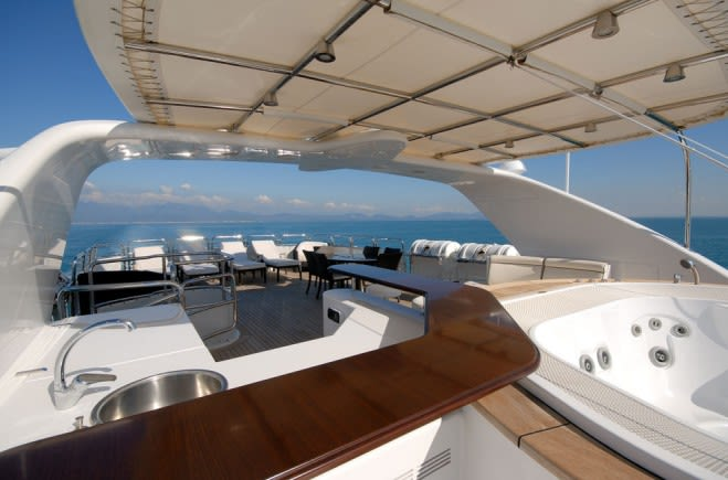 M/Y Elena Nueve Yacht #23