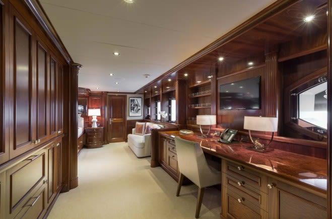 M/Y Far From It Yacht #17