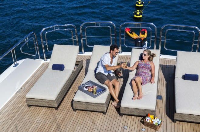 M/Y Far From It Yacht #5