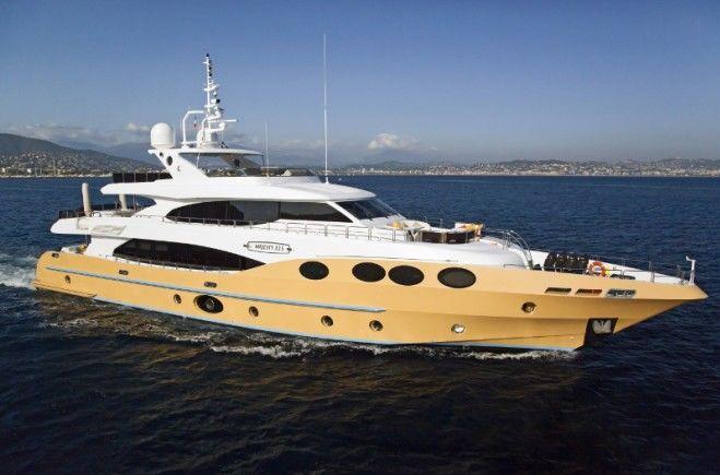 M/Y Marina Wonder Yacht #1