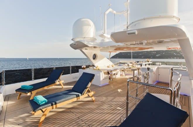 M/Y Marina Wonder Yacht #15