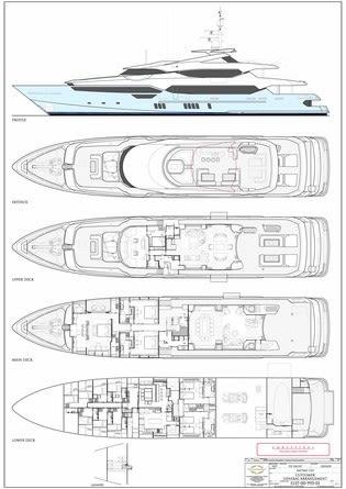 M/Y ARADOS Yacht #13