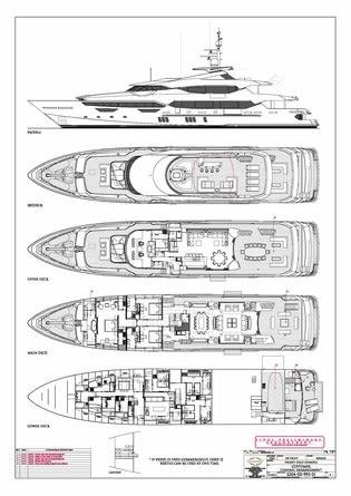 M/Y Princess AVK Yacht #22