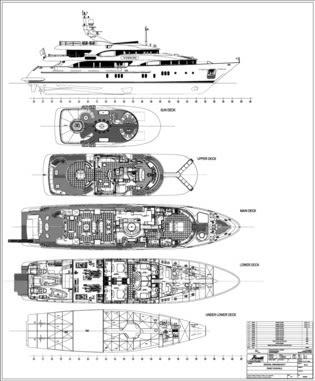 M/Y Blue Vision Yacht #32