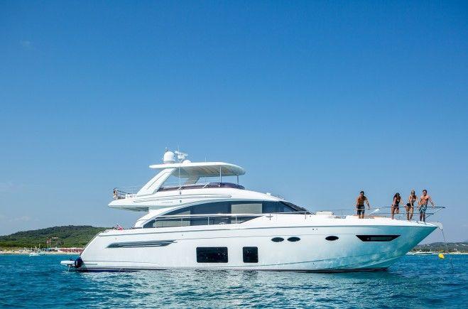 M/Y ShawLife Yacht #1