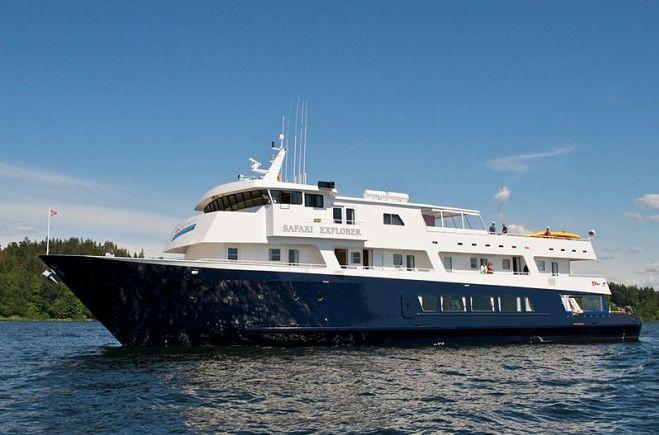 M/Y Safari Explorer Yacht #1