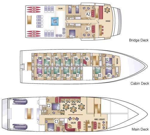 M/Y Safari Explorer Yacht #10