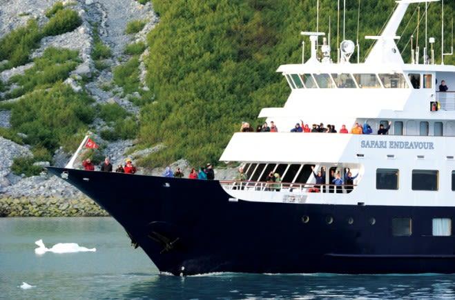 M/Y Endeavour Yacht #3