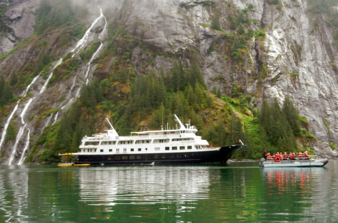 M/Y Endeavour Yacht #4