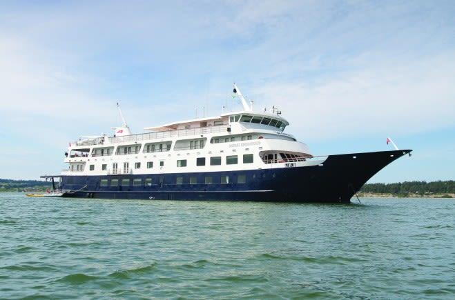 M/Y Endeavour Yacht #2