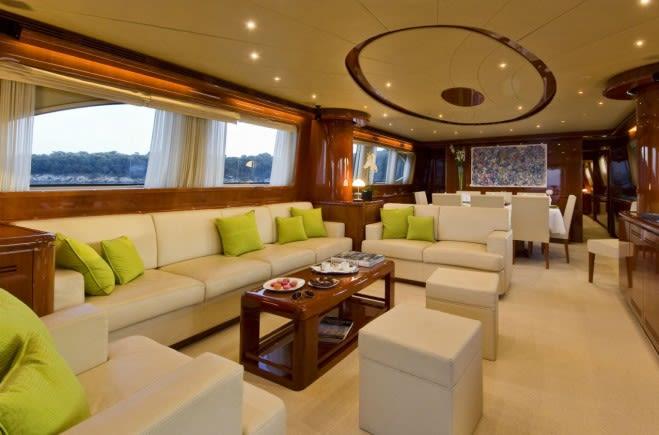 M/Y Ylang Ylang Yacht #9