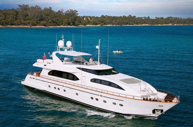 M/Y Ylang Ylang Yacht #1