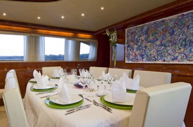 M/Y Ylang Ylang Yacht #12