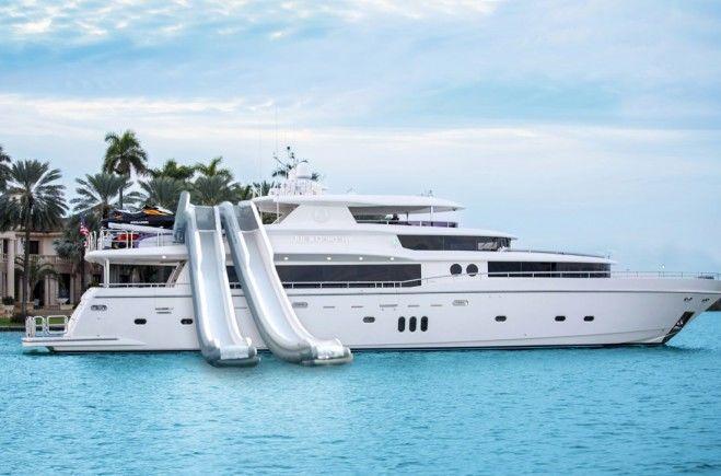 M/Y Lexington Blue Yacht #1