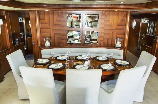 M/Y Lexington Blue Yacht #4