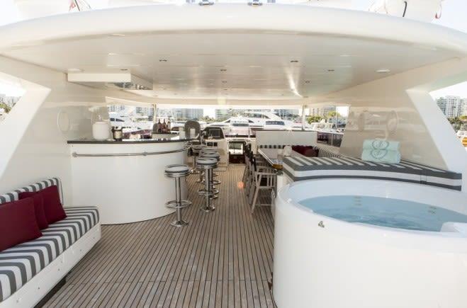 M/Y Lexington Blue Yacht #5