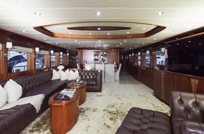 M/Y Lexington Blue Yacht #3