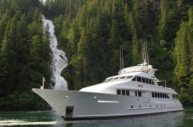 M/Y Serenity 122 Yacht #1