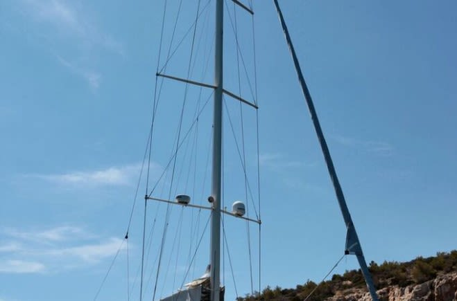 S/Y Shooting Star Yacht #8