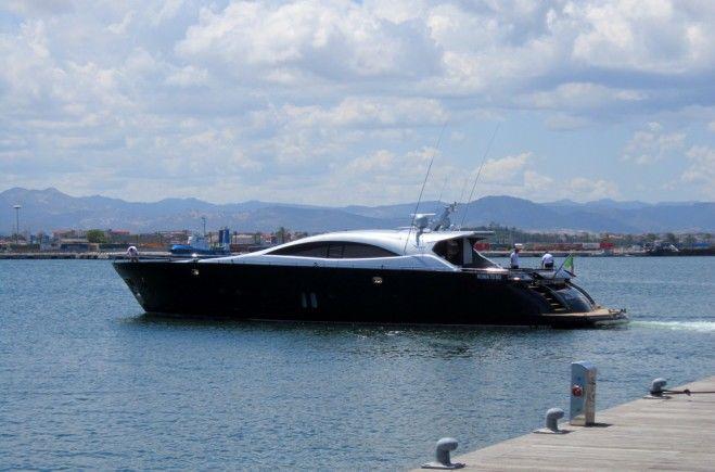 M/Y Alemia Yacht #1