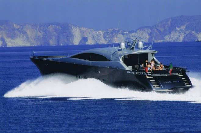 M/Y Alemia Yacht #20