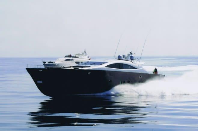 M/Y Alemia Yacht #19