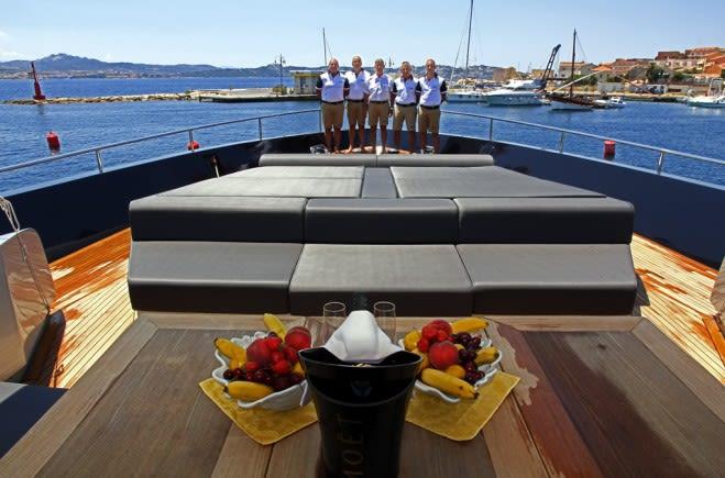 M/Y Alemia Yacht #2