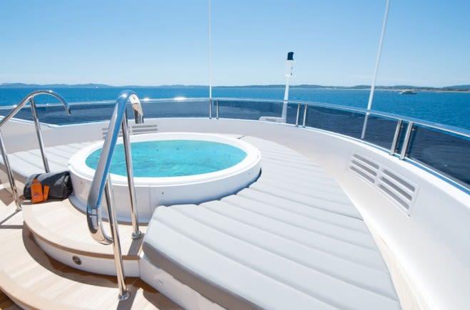 M/Y Aqua Libra 131 Yacht #3