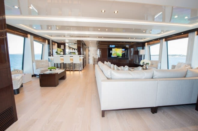 M/Y Aqua Libra 131 Yacht #13