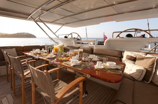 S/Y Genevieve Yacht #6