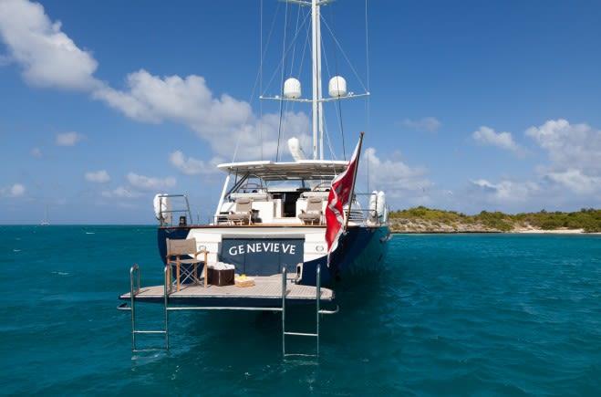 S/Y Genevieve Yacht #2