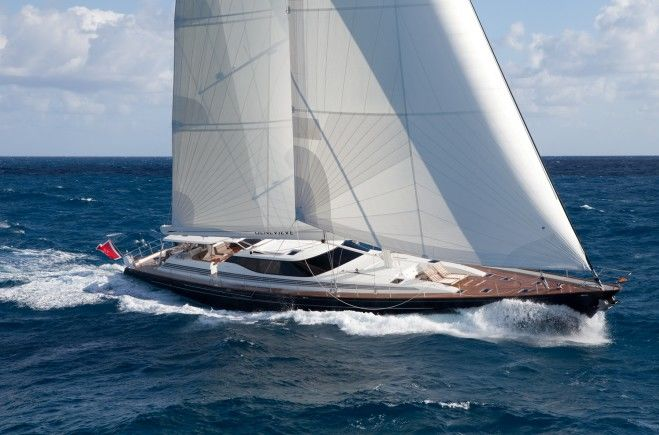 Genevieve Yacht Charter | Alloy Yachts