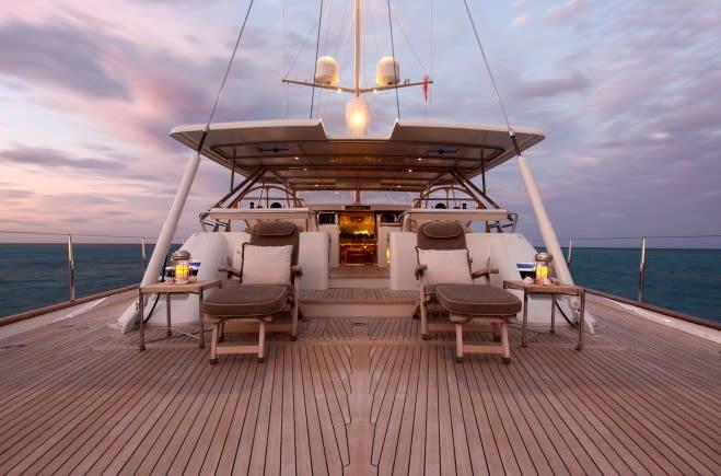 S/Y Genevieve Yacht #7