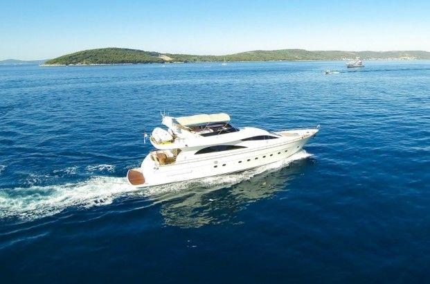 Lady Lona Yacht Charter | Amer