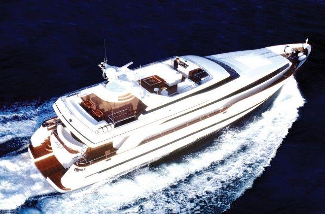 Lady P Yacht Charter | Bugari