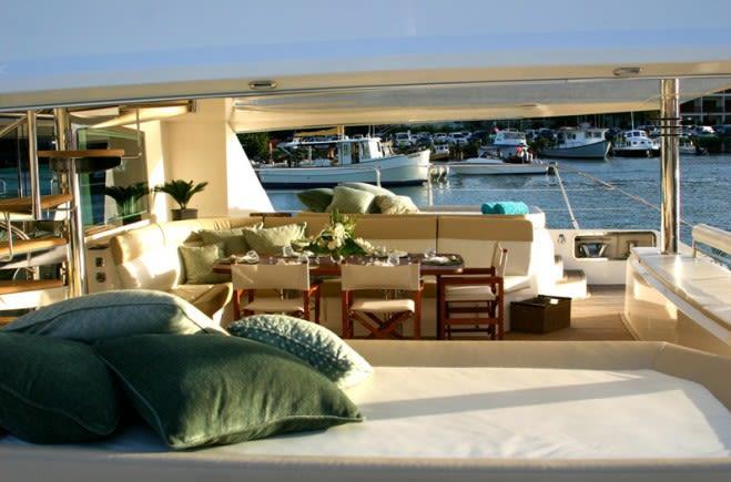 S/Y MATAU Yacht #5